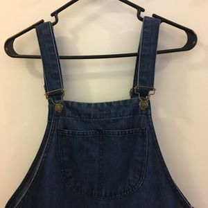 Other - Uskees Denim Overalls